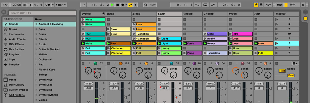 Permalink auf:Ableton User Group South Tyrol