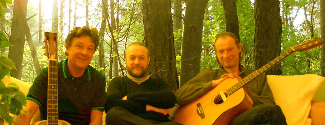 GG3 – Gianni Ghirardini Trio